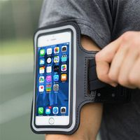 casespace Water Resistant Gym Sports Fitness Holder Cover for iPhone X 8 7 6 For