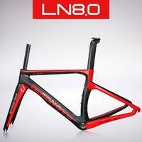 carbon road bike frame carbon fibre cycling race bicycle LEADNOVO ROAD bike frame