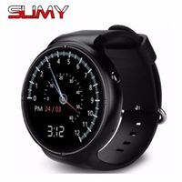 Slimy I4 Pro Smart Watch Phone MTK6580 Android 5.1 3G 2GB/16GB GPS Bluetooth