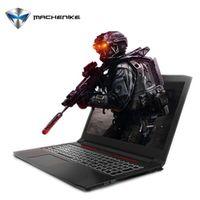 "Machenike T58-D1 Laptop 15.6"" 1080P Gaming Notebook Intel i7-7700HQ Quad Core 8GB RAM"