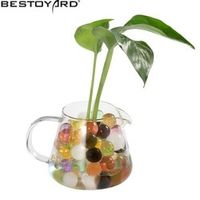 2000pcs multi colors Crystal Soil Growing Water Beads Gel