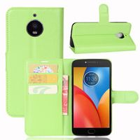 For Motorola Moto E4 Plus Luxury PU  Leather  Wallet Cases With Stand Card Holder