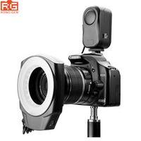 Godox Macro LED Ring Flash Light Ring48 For Canon Nikon Pentax Olympus DSLR cameras