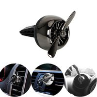 sikeo 1 Pcs Air Freshener Auto Decoration Force 2 Car-styling Solid Fragrance Clip