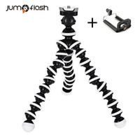 Jumpflash Octopus Mini Tripod Bracket Portable Flexible Clip Holder Camera Smartphone