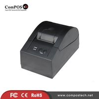 Free Shiping Small Receipt Thermal Printer 58mm With High Resolution For Printing