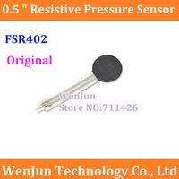 """Original 0.5 """" Resistive Pressure Sensor FSR402 Force Sensing Resistor 5PCS/LOT"""