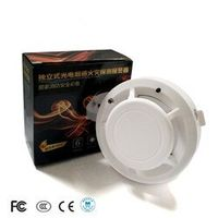 Safety Protection Smoke Detectors Fire Prevention High Spirit of Smoke Alarm Fire Inspection Smoke for Home Store Hotel Factory
