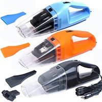 Promotion HEPA Car Vacuum Cleaner 4.5m 90W 12V Super Suction Wet And Dry Dual Use Vacuum free shipping