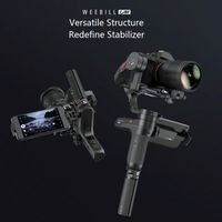 ZHIYUN Weebill LAB 3 Axis Handheld Gimbal Mirrorless Camera Stabilizer for Sony A7R3
