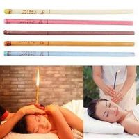 UOYOTT 10Pcs Ear Care Therapy Fragrance Healthy Candles Treatment Ear Wax Removal