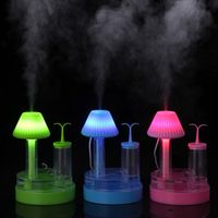 lucsun Pack 30pcs nightlights USB 250ml sprout frame Oils
