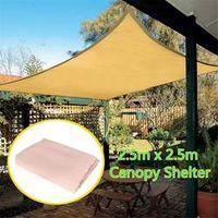Meigar Waterproof Polyester Top Sun Shade Sail Shelter
