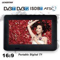 Leadstar 9 inch 16:9 TFT DVBT2/DVBT/ISDB digital analog mini led HD Support USB
