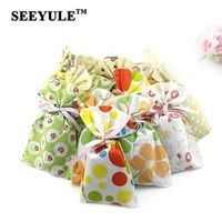 1pc SEEYULE Charcoal No Smell Decoration Air Freshener Purifying Bamboo Bag for Car