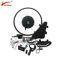 """Jueshuai 1000w Electric Bike Conversion Kit with 48V 20AH Battery Motor Wheel for 20"""""""