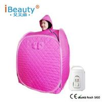 Sauna steam box Portable Steam Sauna room Tent Steamer Family   weight loss Calories Burned with sauna bag Factory supply