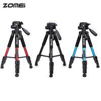 Zomei Q111 Professional Lightweight Portable Pro Aluminium Tripod Camera for Digital