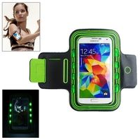 haweel Colour Sport Armband Case with LED Lighting for Samsung Galaxy 5 G900 IV