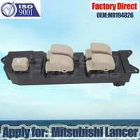 Factory Direct Auto Car Electric Power Window Switch Apply For Mitsubishi Lancer