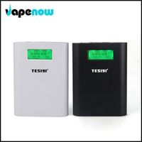 Electronic Cigarette Battery Charger Original TESIYI T4 Smart Digital Charger For 3.7v 18650 Lithium Battery