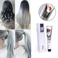 GETHOME 100ml Professional Permanent Super Dye Cream Hair Color Non-toxic DIY Style
