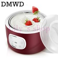 DMWD Full-Automatic Electric Yogurt Stainless Steel Liner