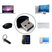 mokingtop Good High Quaility Mini USB Bluetooth Dongle Adapter for Laptop PC Win Xp