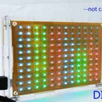 Aiyima LED Music Spectrum Analyzer Level Meter /MP3 PC Amplifier Audio Indicator