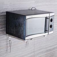 KOHEEL Microwave Oven Rack Hanging Kitchen Type 304 Stainless Steel pendant