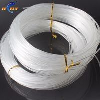 Jeely 1.6mm 1.8mm 2mm Nylon monofilament Long Rope Boat Fishing Line spearfishing in