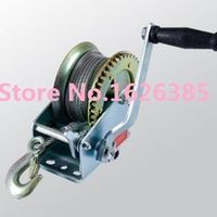3000lbsx10M Boat truck auto hand manual winch, hand tool lifting sling