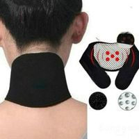 HEONYIRRY Tourmaline Magnetic Therapy Neck Cervical Vertebra Protection
