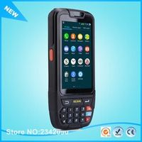 IDATA Portable Android PDA 1D 2D Mobile Data Collector Terminal With Charger 4''