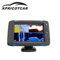 """APRICOTCAR 7"""" High-resolution GPS Navigation LED-backlit Color Touch Screen Display"""