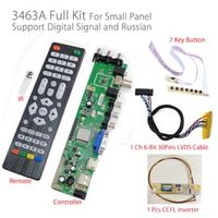 Agoal Z.VST.3463.A1 Digital DVB-C DVB-T DVB-T2 7-key button 1 Lamp Inverter 1ch