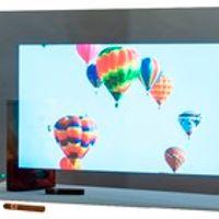 "AVEL 27"" waterproof Mirror TV for Bathroom Analog tuner NTSC PAL SECAM AVS270FS."