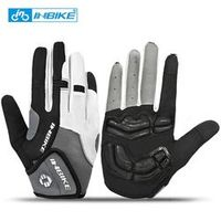 INBIKE Full Finger Touch Screen Cycling Gloves MTB Bicycle Gloves GEL Padded