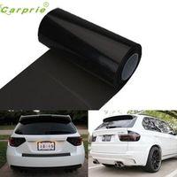 CARPRIE Auto Car Tint Headlight Taillight Fog Light Vinyl Smoke Film 12inch x 48inch
