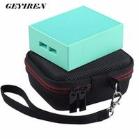 GEYIREN Travel Wireless Bluetooth Hard EVA Speakers Cases With Mesh Pocket For JBL GO