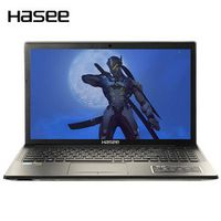 "HASEE K670D-G4D1 Laptop Notebook PC 15.6"" IPS 1920*1080 HD for Intel Processors 8GB"