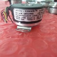 NEWYIXIANG Used encoder FV00509 2048CPR-6PCLE