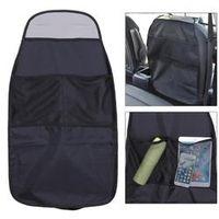 Waterproof Universal Auto Seat Back Organizer Storage Bag Car Seat Scuff Dirt Protect