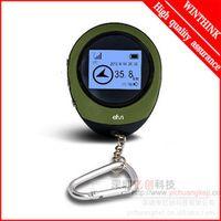 Mini GPS Tracking Device Portable Handheld Keychain Tracker YX2810 Pathfinding