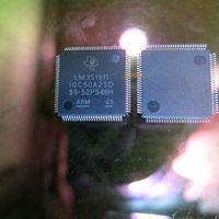 SHARCOH LM3S1911-IQC50-A2 IC MCU 32BIT 256KB FLASH 100LQFP LM3S1911