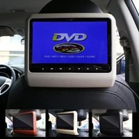CNIKESIN styling 9 Inch Universal LCD Wide Screen Car Headrest Monitor DVD Player