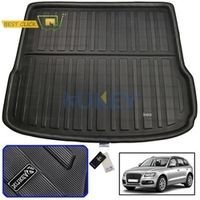 MISIMa Fit For AUDI Q5 SQ5 2008-2017 Rear Trunk Tray Boot Liner Cargo Mat Pad Floor