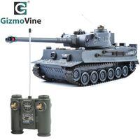 GizmoVine RC Germany Tiger 103 Fighting Battle Tank