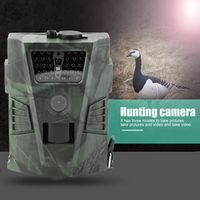 Aotu HT-001 HD 8MP 32GB Day Night 60 Degrees Detection Hunting Camera Outdoors