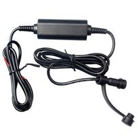 Fodsports accessories 1 pcs power cable for 4.3 inch motorcycle gps